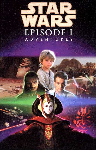 Star Wars Episode I: The Phantom Menace Adventures