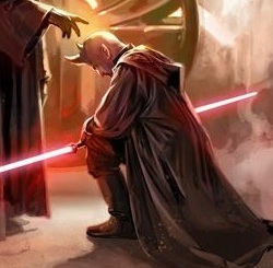 Aprendiz Sith devaroniano no identificado