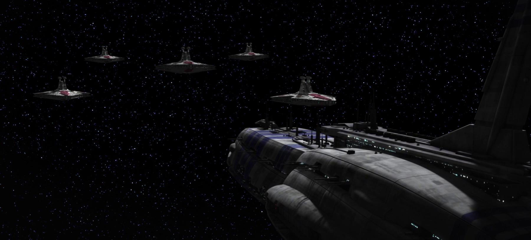 Segunda flota de Plo Koon