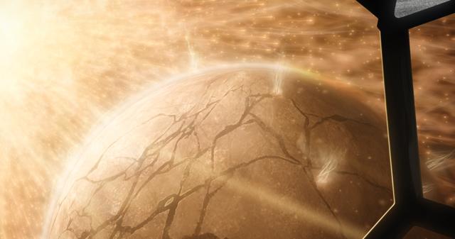 Cronología de la historia galáctica