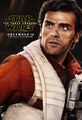 Poe Dameron Character Poster (Later)
