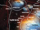 Sector Yarith/Leyendas