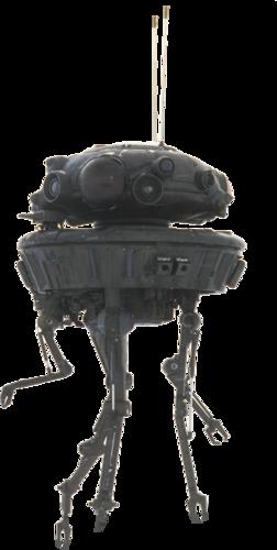 Droide sonda Víbora