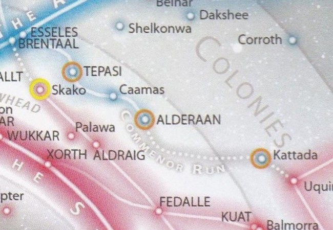 Batalla de Alderaan (Tercer Conflicto Alsakano)