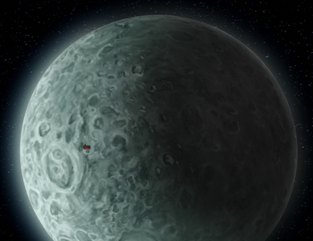 Luna muerta de Antar
