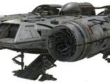 Transporte interestelar WTK-85A