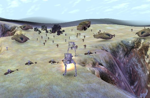 Misión a Ruul (Guerra Civil Galáctica)