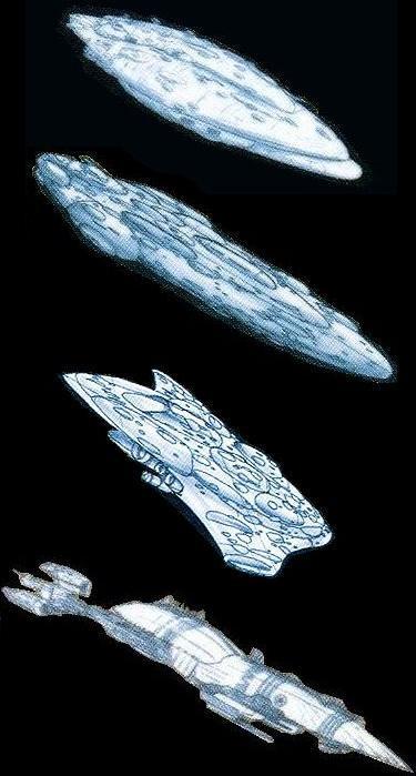 Crucero Estelar Mon Calamari