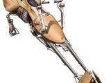 Moto deslizadora 74-Z/Leyendas