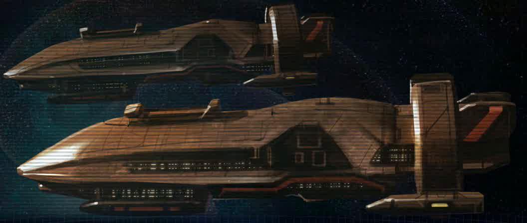 Crucero Mandaloriano
