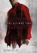 John Boyega Finn Los Últimos Jedi Poster Teaser
