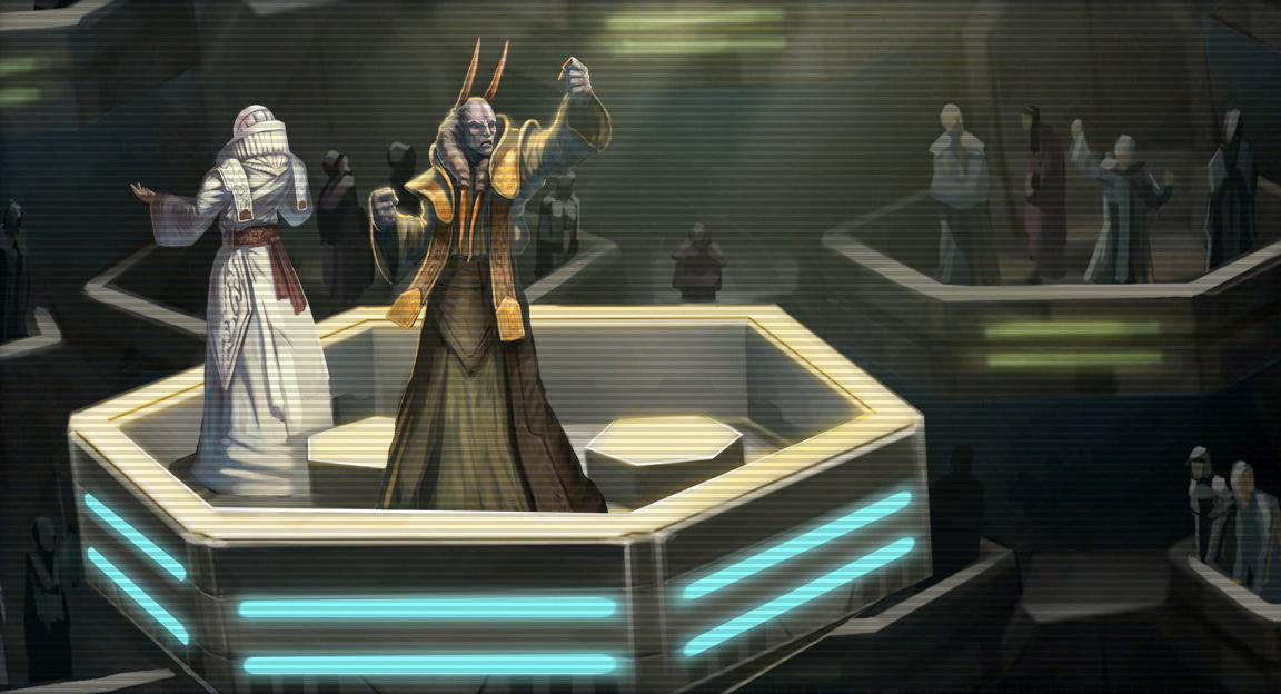 Sesión de emergencia de defensa del Senado