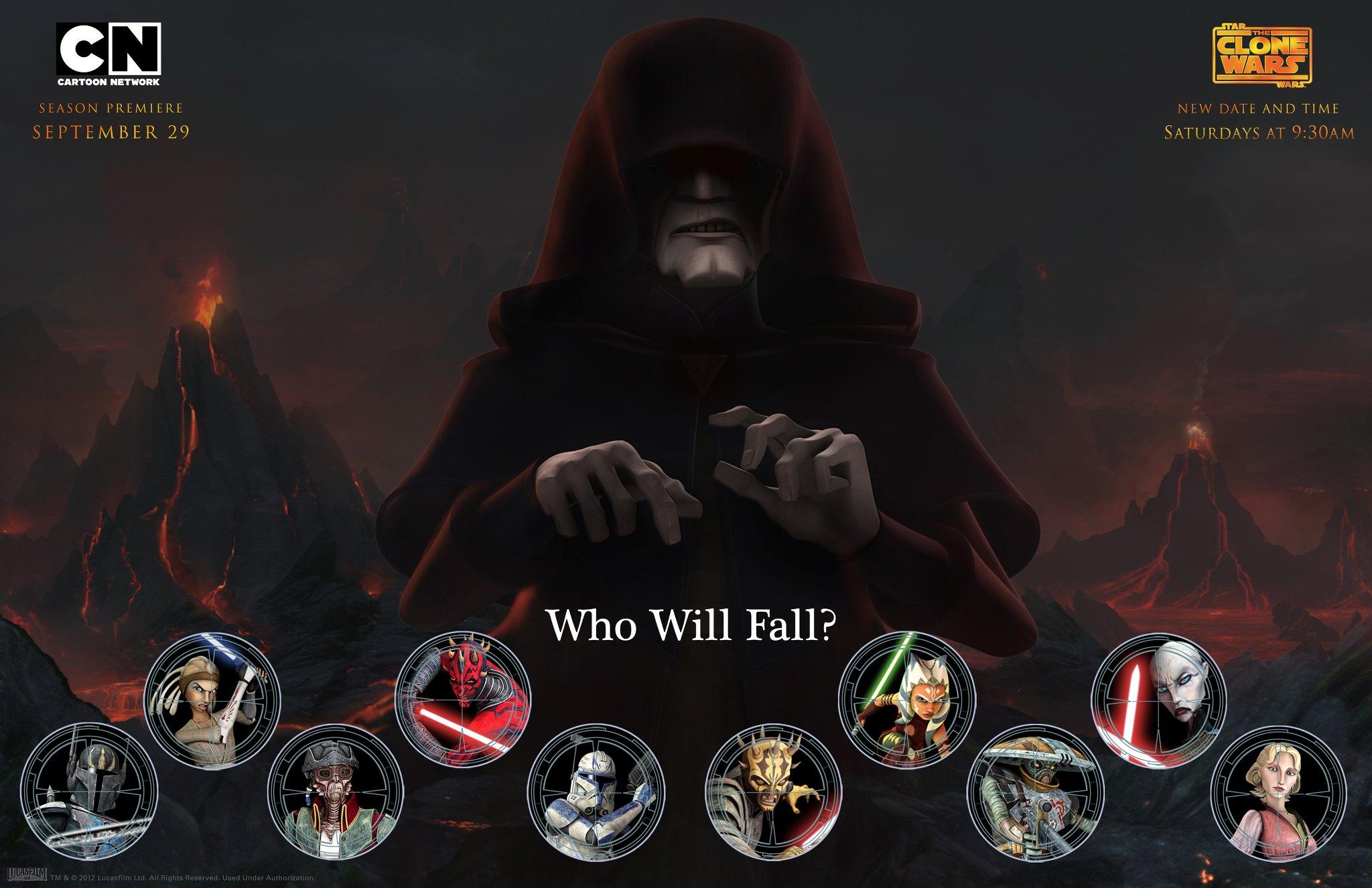 The Clone Wars: Quinta Temporada
