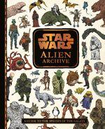 Alien Archive cover