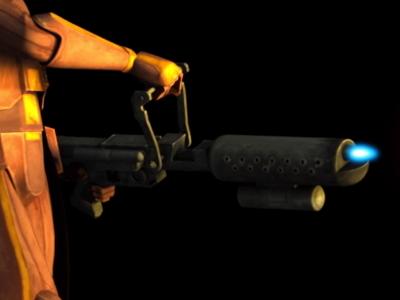 Proyector de llamas pesado BT X-42