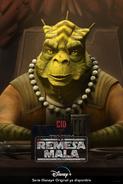 Star Wars The Bad Batch Cid posterES