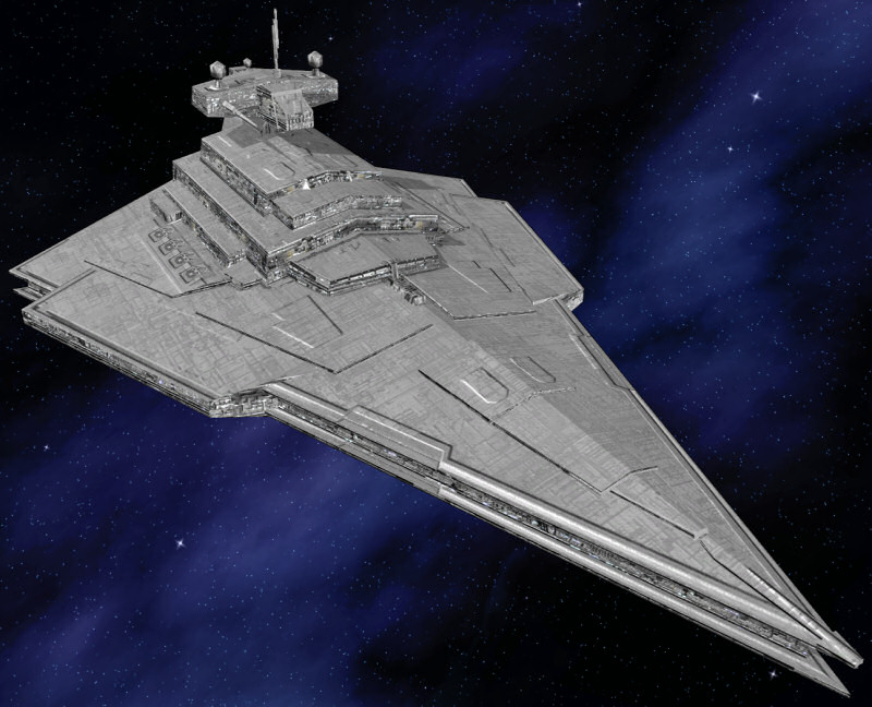 Destructor Estelar clase Victoria II/Leyendas