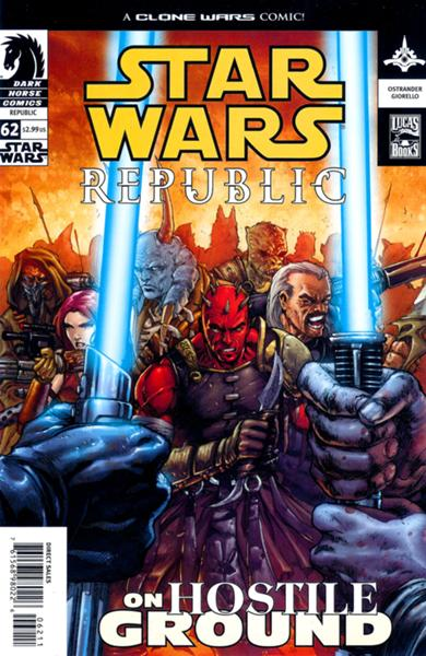 Star Wars: Republic 62: No Man's Land