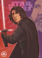Star Wars Insider issue 189 Celebration Special dark side edition cover