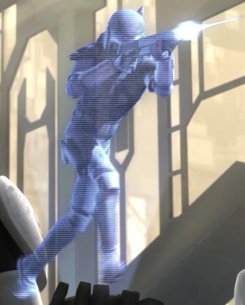 Ataque en un crucero de la República