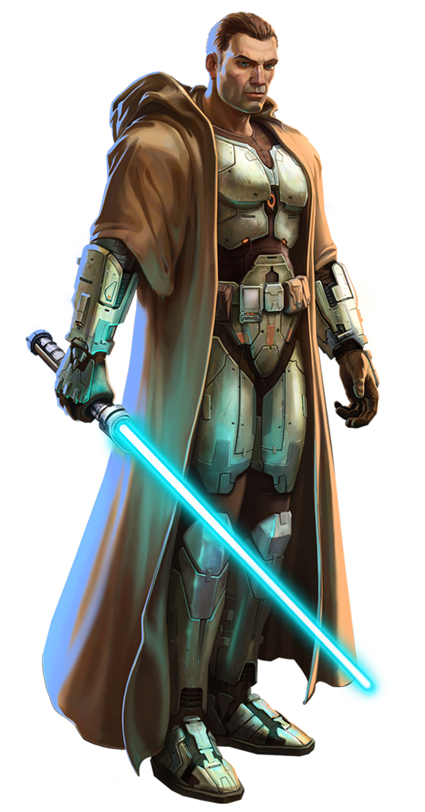 Caballero Jedi/Leyendas