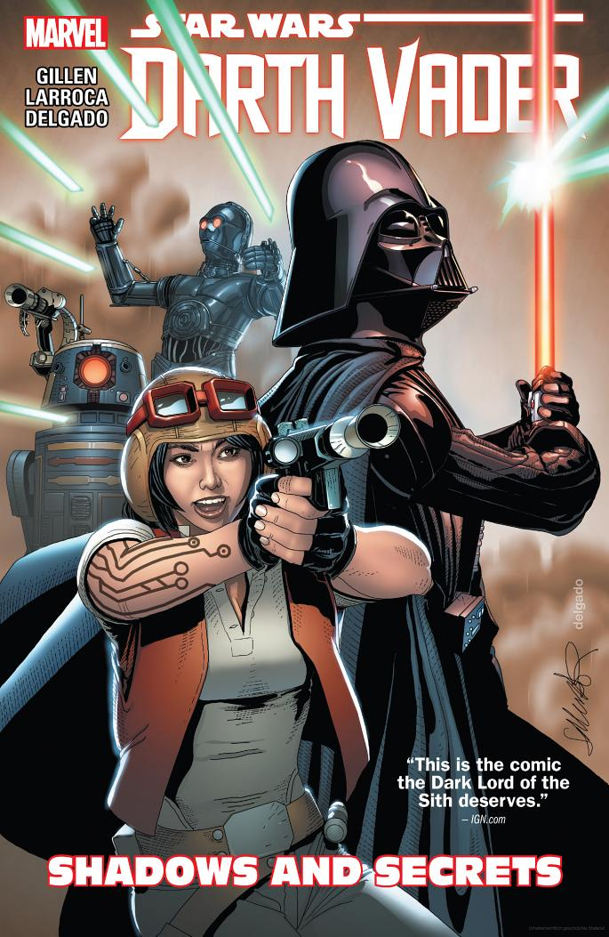 Star Wars: Darth Vader Libro II: Sombras y Secretos