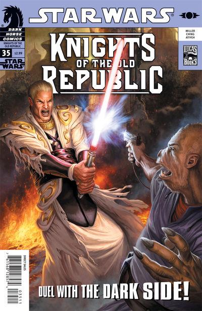 Caballeros de la Antigua República 35: Vindicación, parte 4