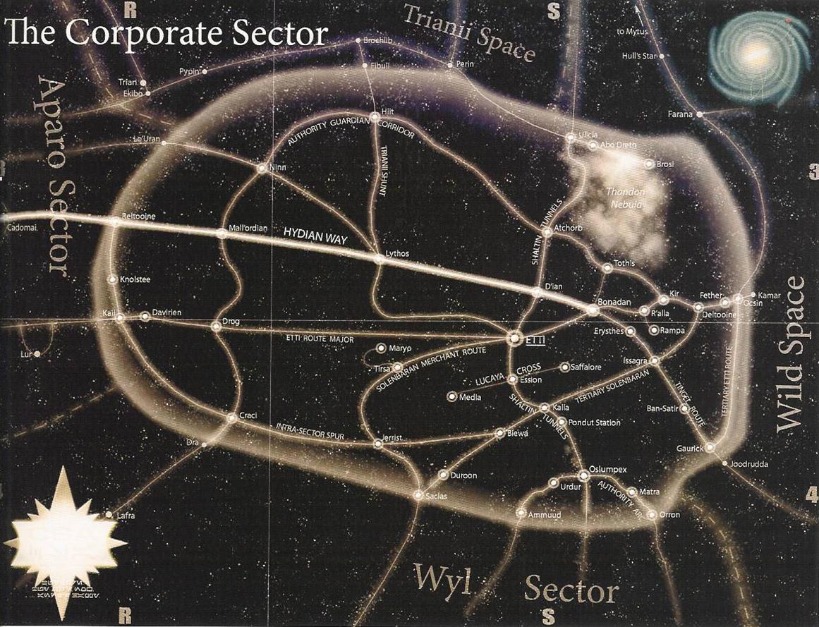 Sector Corporativo/Leyendas