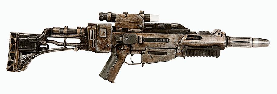 Rifle bláster EL-16HFE