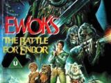 Ewoks: La Batalla por Endor