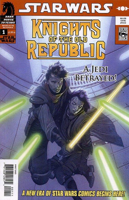 Star Wars: Caballeros de la Antigua República: Graduación