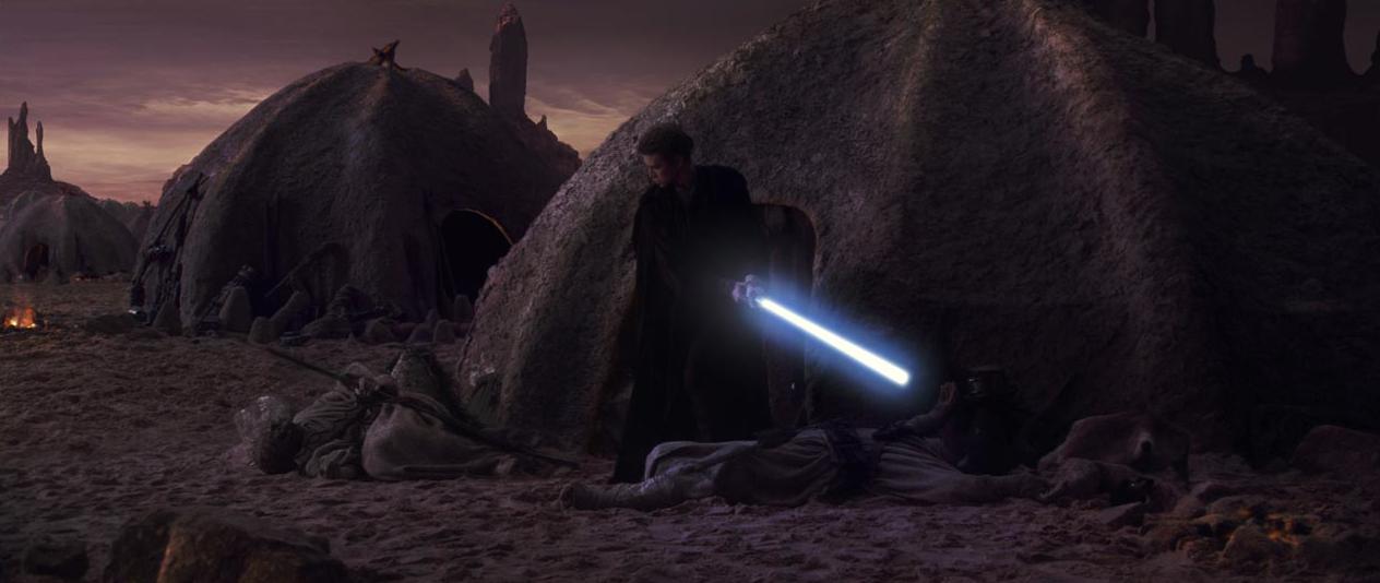 Misión de rescate de Shmi Skywalker Lars