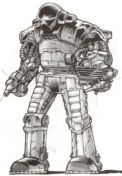 Droide de batalla SD-10