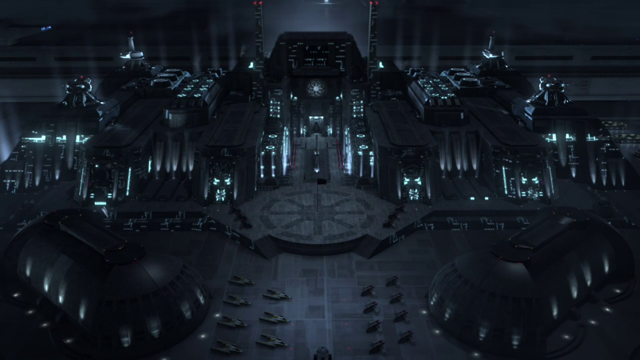 Base militar de la República