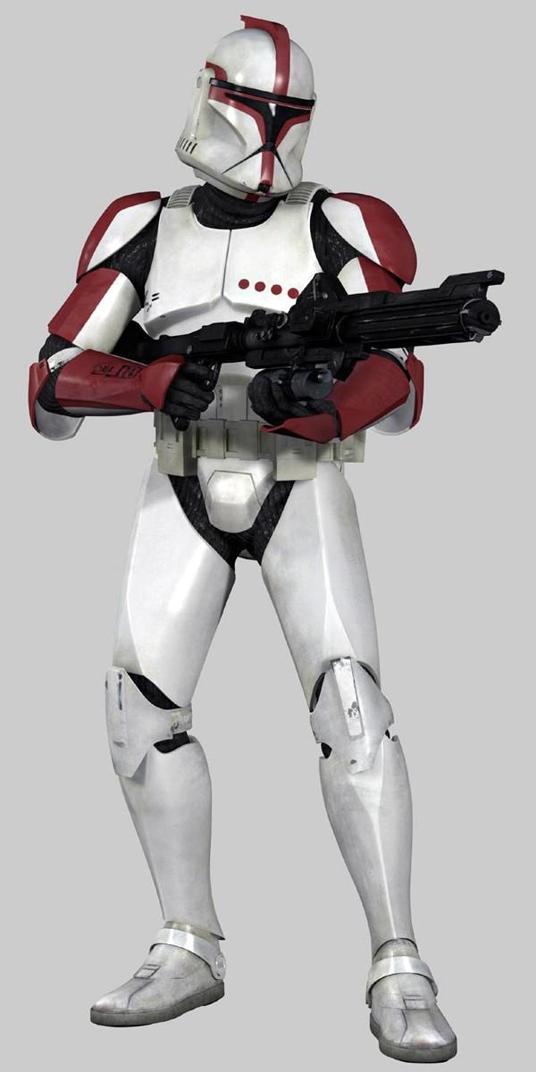 Soldado clon capitán
