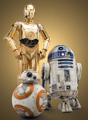 Droide Star Wars Wiki Fandom