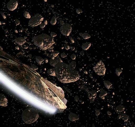 Campo de asteroides de Hoth