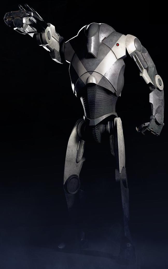 Droide de combate B2-RP