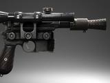 Pistola bláster pesada DL-44