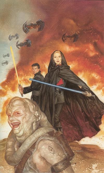 Siete Jedis Oscuros