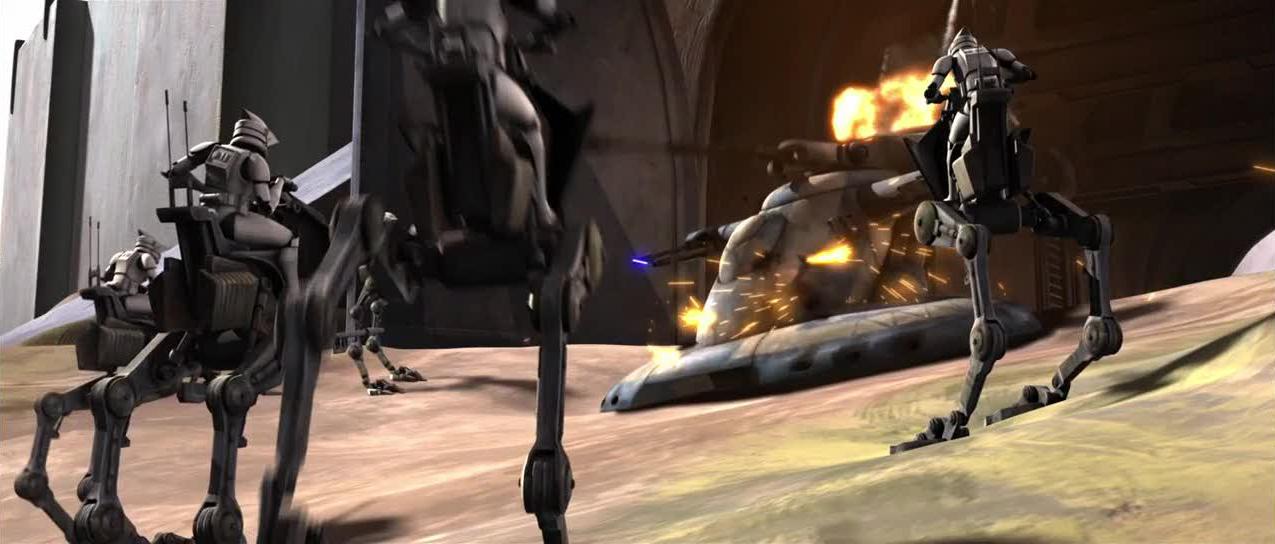 Batalla de Ryloth/Leyendas