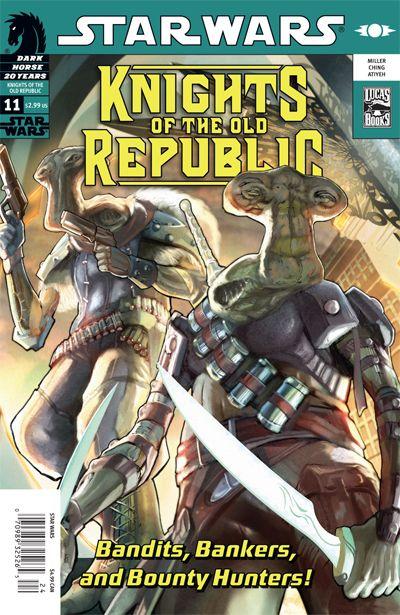 Caballeros de la Antigua República 11: Reunión, parte 1