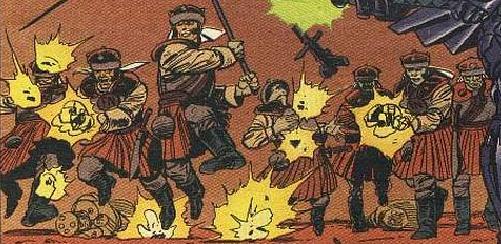 Ejército Naddista