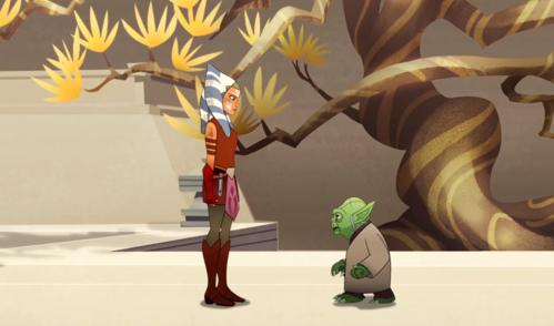 Ceremonia Jedi no identificada