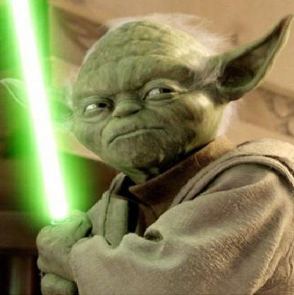 Maestro Jedi/Leyendas
