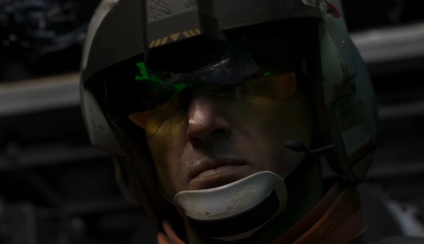 Piloto de la Nueva República no identificado (Var-Shaa)