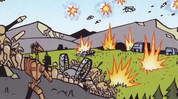 Batalla de Antamont