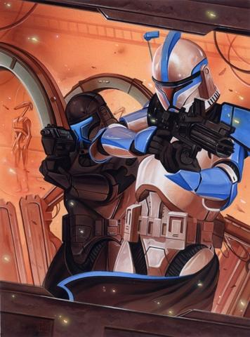 Sabotaje en la Fábrica droide de Olanet