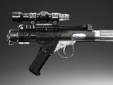 Pistola bláster