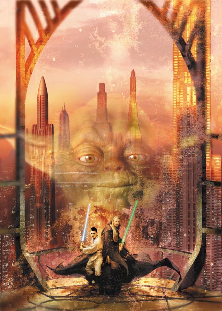 Incidente en el Templo Jedi